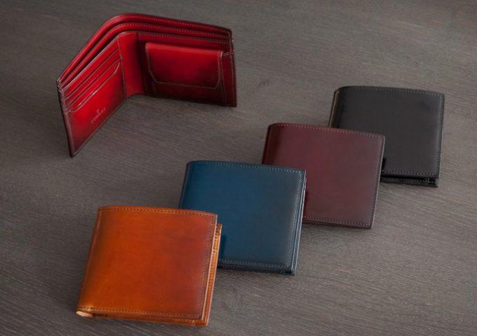人気が高く品薄状態の財布
