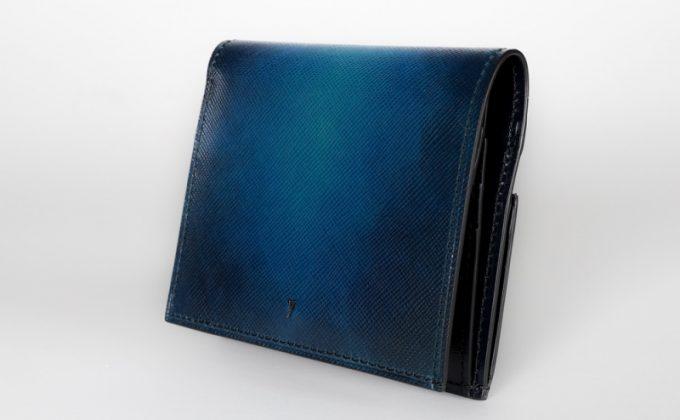 YEV122薄型二つ折り財布