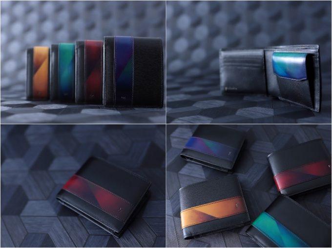 YSS132二つ折り財布の全カラーバリエーションと各部