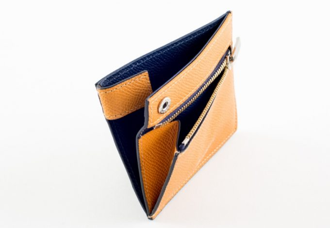 ASP122・ASB122コンパクト二つ折り財布
