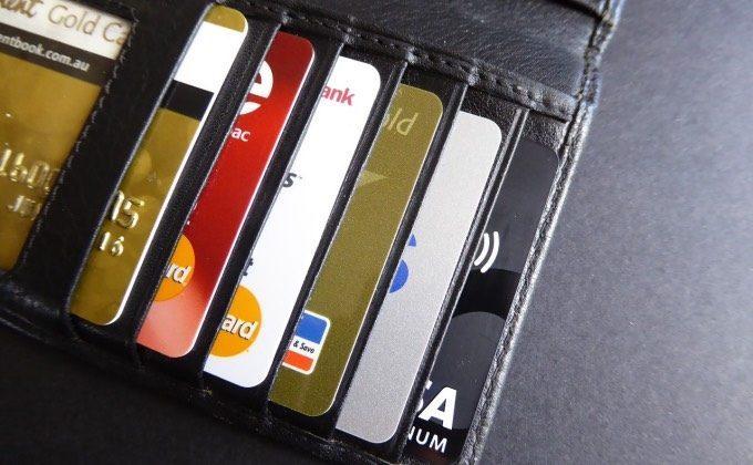 長財布の優れた収納量
