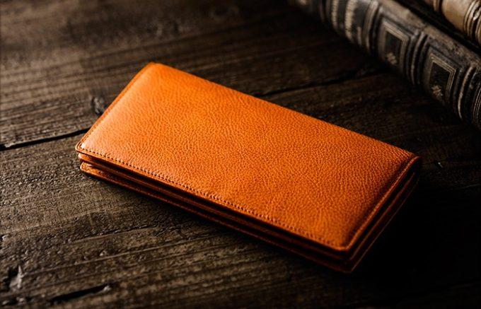 マルティーニの美しい凹凸模様の財布