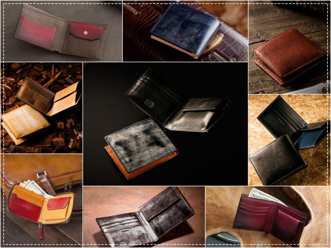 二つ折り財布メンズ用おすすめ9選!