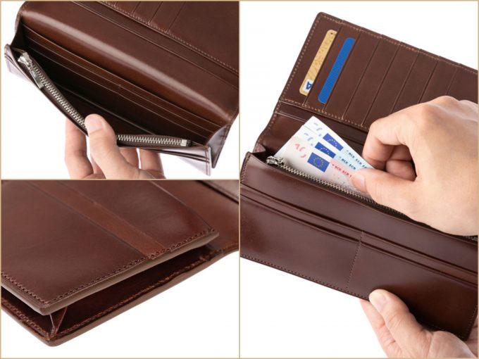 お札を沢山入れる方におすすめ財布