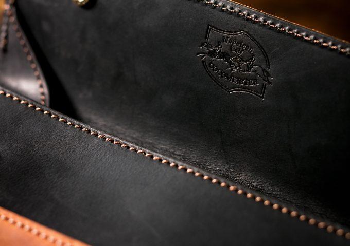 希少なナポレオンカーフの革財布
