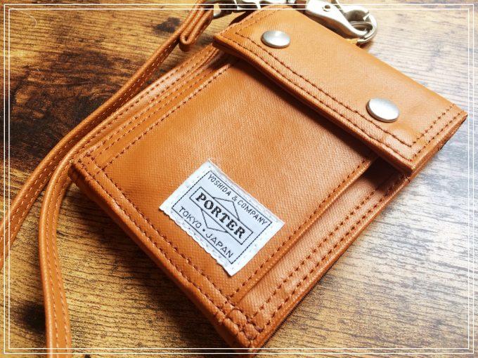 ポーターのFREE STYLE(フリースタイル)折財布