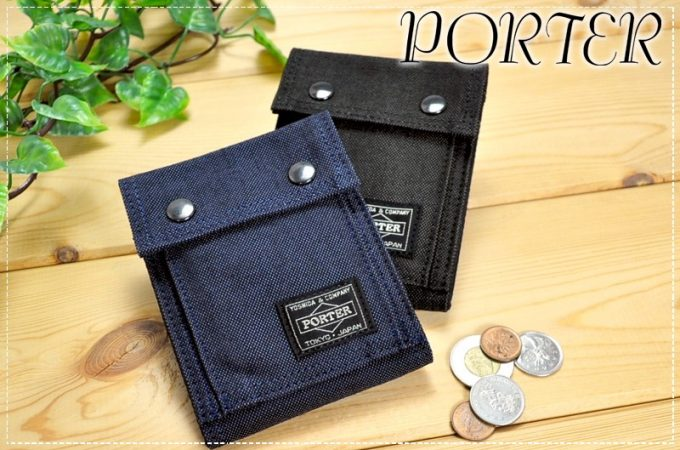 SMOKY(スモーキー)二つ折り財布