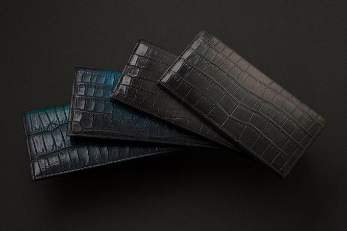 20万以下のクロコダイル革財布