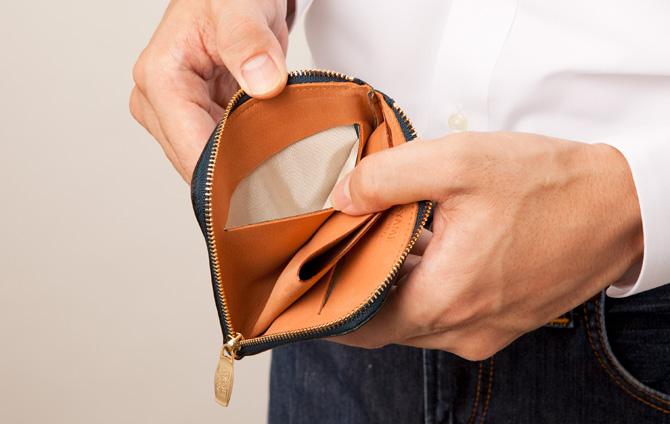 フォルマエッレのカードポケット