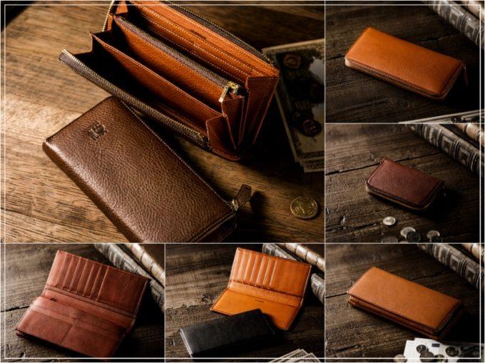 マルティーニの革財布各種