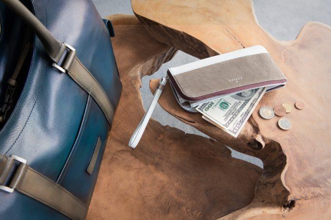 男女兼用(ユニセックス)の財布