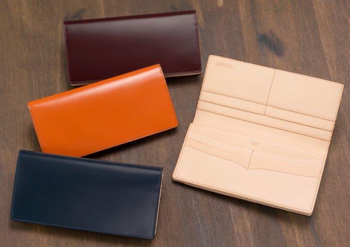 キプリス長財布のカラー種類