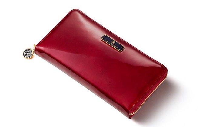 大人可愛い感じのココデュランの財布