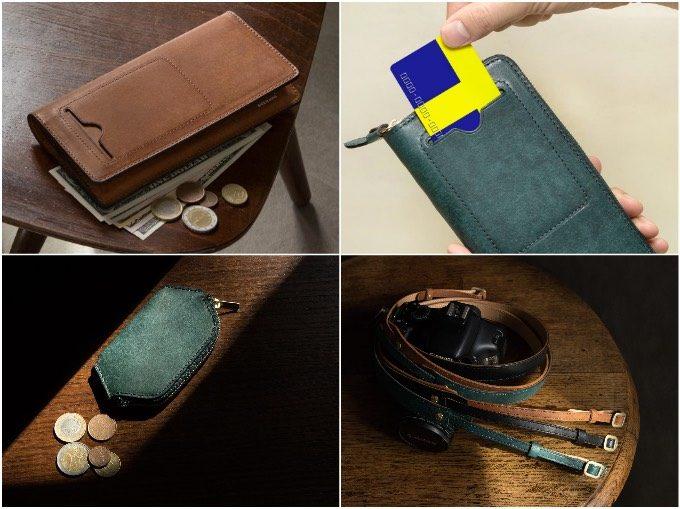 プエブロシリーズの各製品の写真