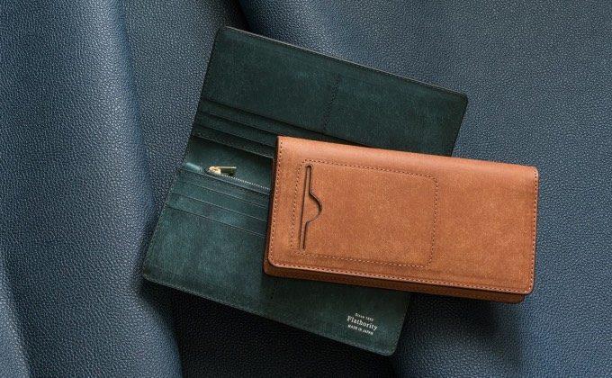 Flathority(フラソリティ)のプエブロシリーズの財布