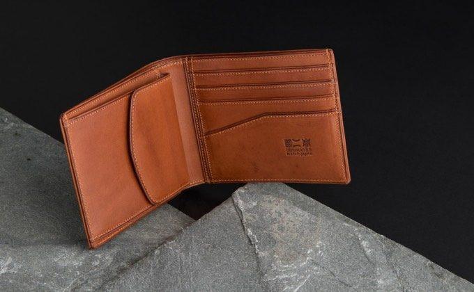 二宮五郎商店ミネルバOVシリーズの財布