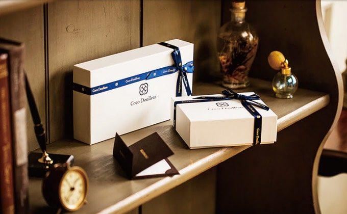 ココデュランのプレゼント用ギフトボックス