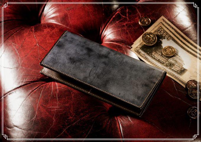 高級感が強い!ココマイスターの黒い財布おすすめ紹介!