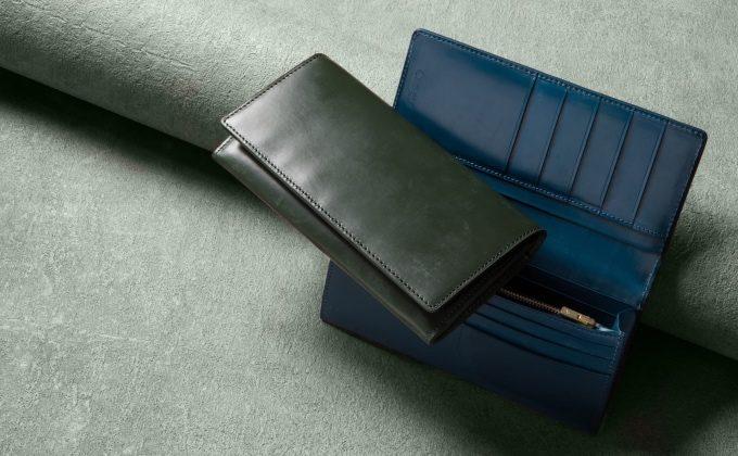 ブライドル長財布(小銭入れ付き)