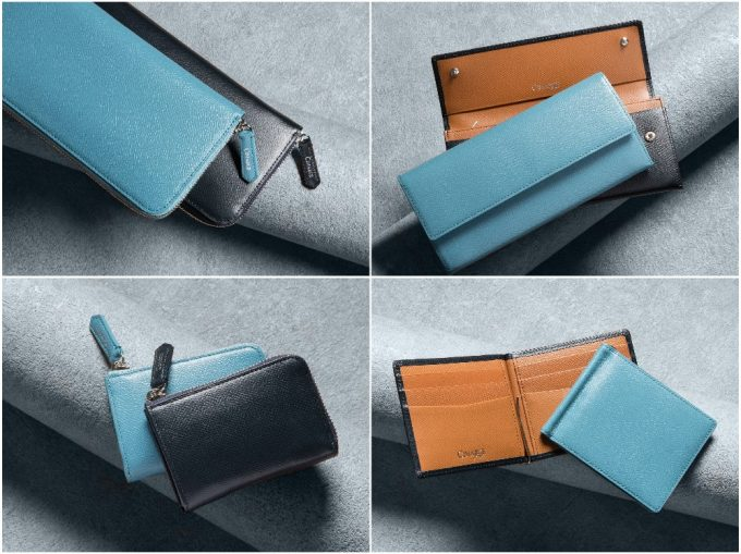 ノブレッサカーフの財布
