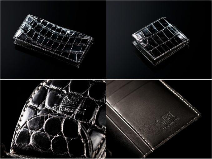 クロコダイルの各財布
