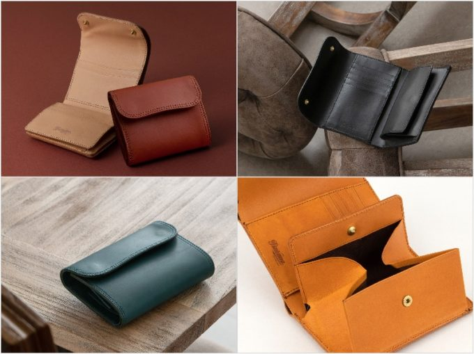 Tsurane(ツラネ)の各種財布