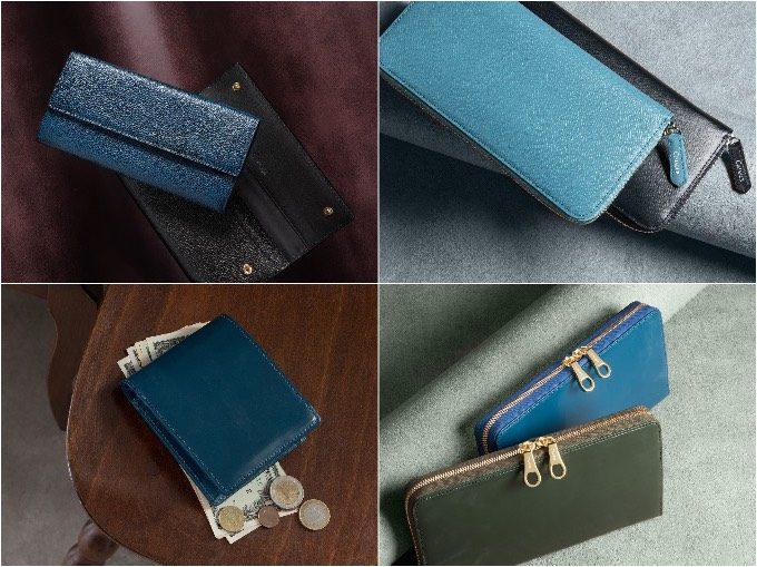 CIMABUE gracegulの革製品の写真