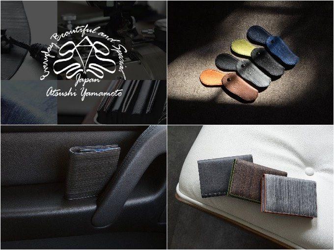 ATSUSHI YAMAMOTOの革製品の写真