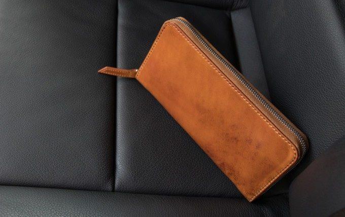 無二(ムニ)の財布