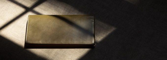 クタクタにならない無二の財布