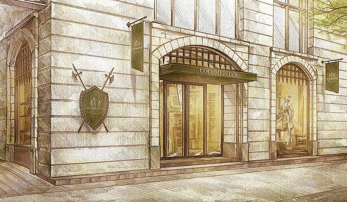 新しく出来る神戸旧居留地店