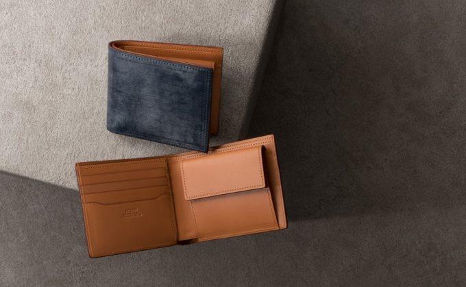 FESON(フェソン)ブライドル二つ折り財布小銭入れ付き