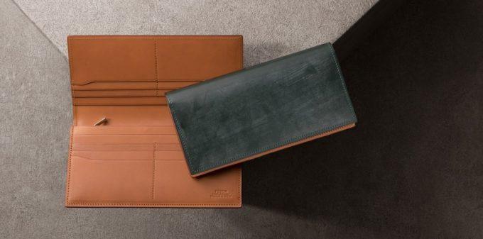 革製品ブランドFESON(フェソン)のブライドル長財布