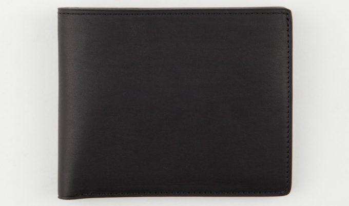財布の素材のオイルカーフスキン