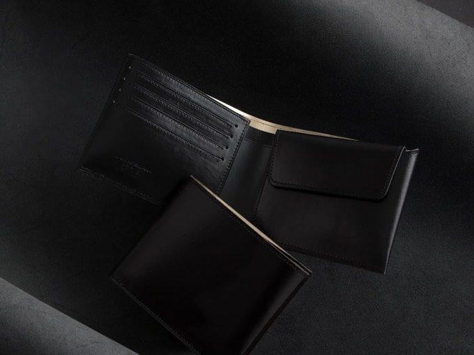 究極の日本の財布!二宮五郎の二つ折り財布KAWAORIGAMI(革折り紙)