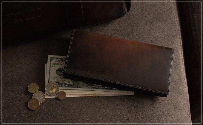 YUHAKU・Velatura(ヴェラトゥーラ)シリーズの財布