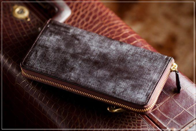 COCOMEISTER(ココマイスター)ブライドルシリーズの財布