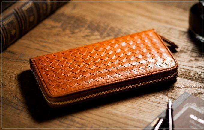 COCOMEISTER(ココマイスター)マットーネシリーズの財布