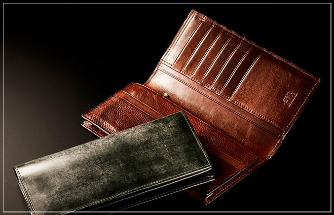 COCOMEISTER(ココマイスター)ロンドンブランドルシリーズの革財布