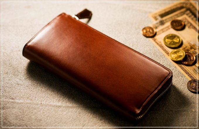 COCOMEISTER(ココマイスター)プルキャラックシリーズの革財布
