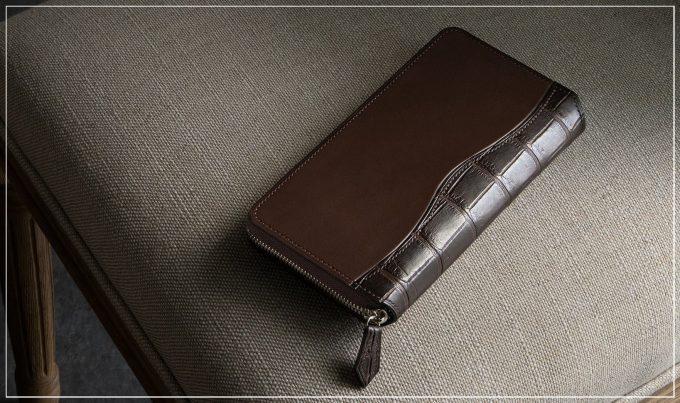 Crevaleathco(クレバレスコ)の財布