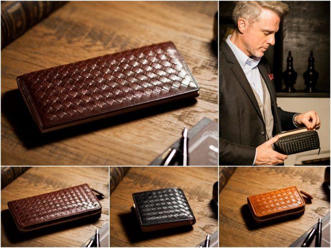マットーネシリーズの財布の写真一覧