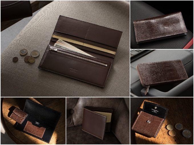 クレバレスコの財布の写真と情報
