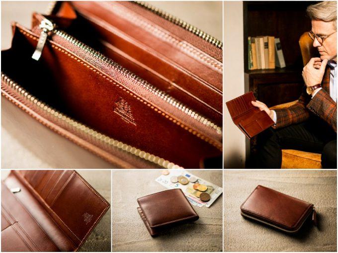 プルキャラックシリーズの財布と情報