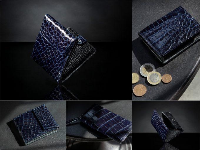JUNYA WARASHINA(ジュンヤ ワラシナ)スクモクロコダイルの各財布