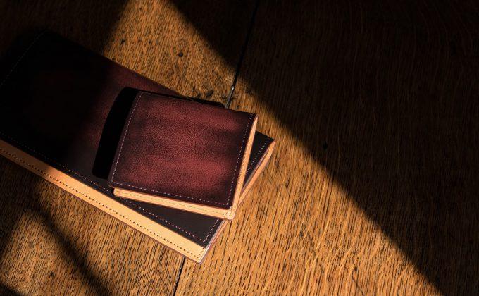 高い技術で作られるフェソンの財布