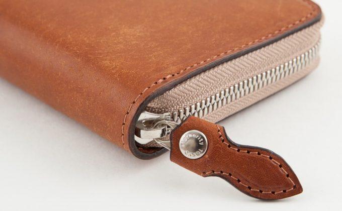 メンズレザーストアで取り扱っているフラソリティの財布