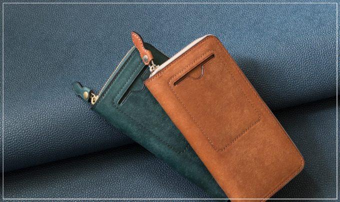 Flathority(フラソリティ)プエブロシリーズの革財布