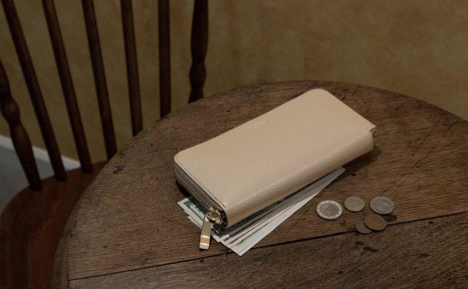 男女兼用で使える長財布