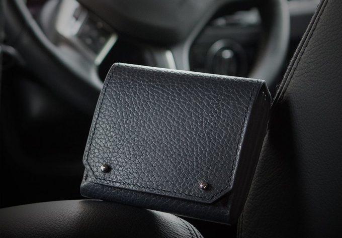 MASAMI TANAKA(マサミタナカ)二つ折り財布